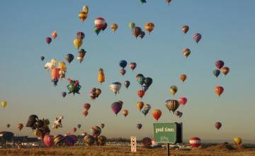 Hot Air Balloon Rides Mississauga