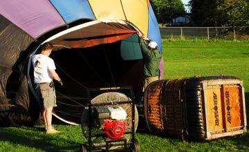 Air Balloon Burlington