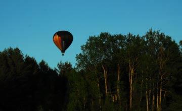 Hot Air Balloon Rides Oakville