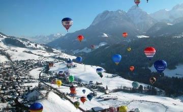 Hot Air Balloon Rides Kingston