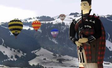 Hot Air Balloons Lindsay