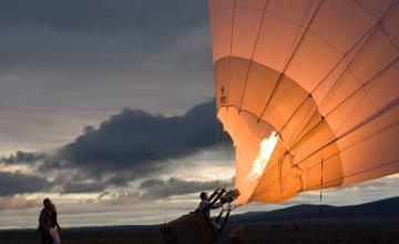 Hot Air Balloons Burlington