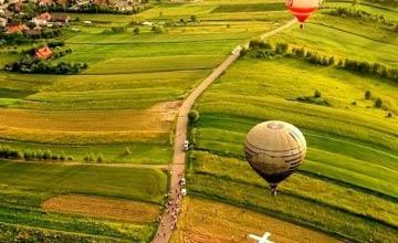 Air Balloon Belleville