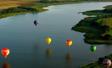 Hot Air Balloon Ride Prices Oakville