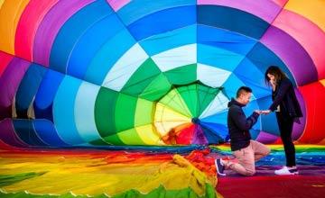 Hot Air Balloon Rides Milton