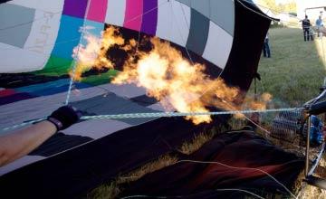 Hot Air Balloon Rides Lindsay