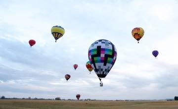 Hot Air Balloons Peterborough