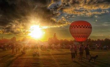 Hot Air Balloon Ride Prices Milton