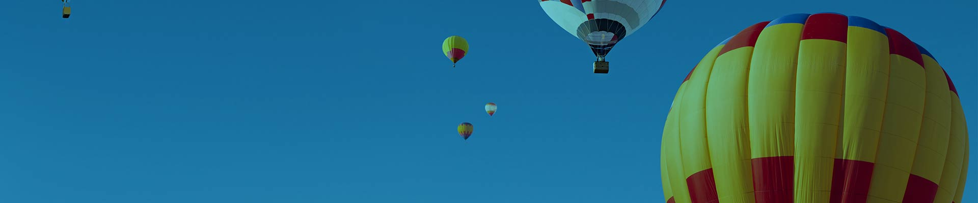 Booking Information for Hot Air Balloon Rides