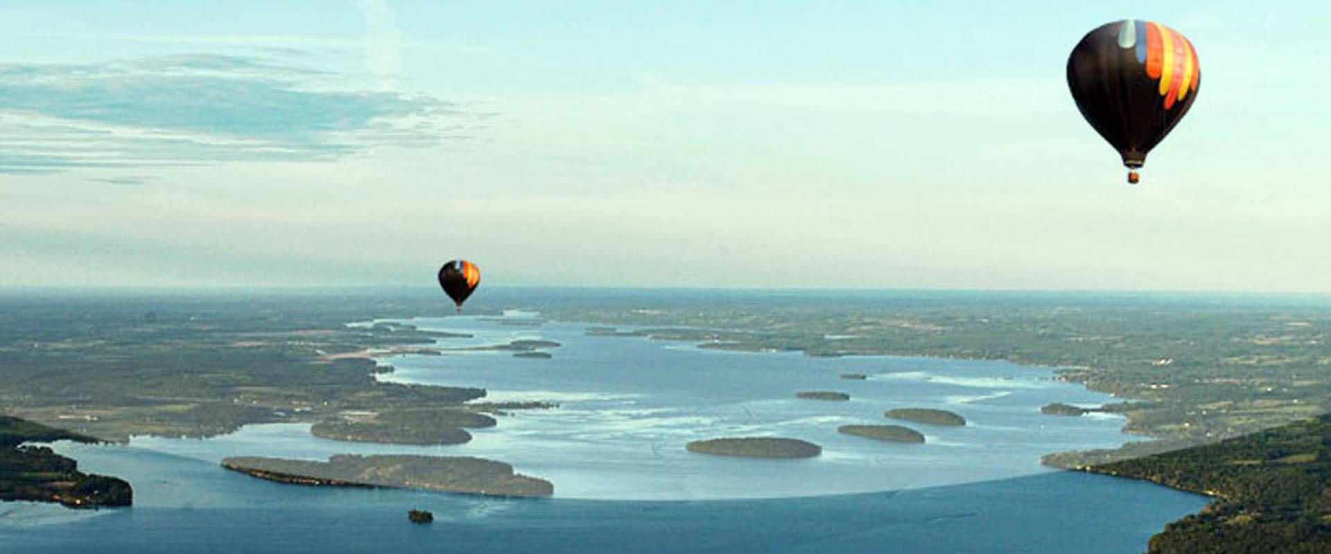 Explore the Countryside with Uptuit Balloons Hot Air Balloon Rides