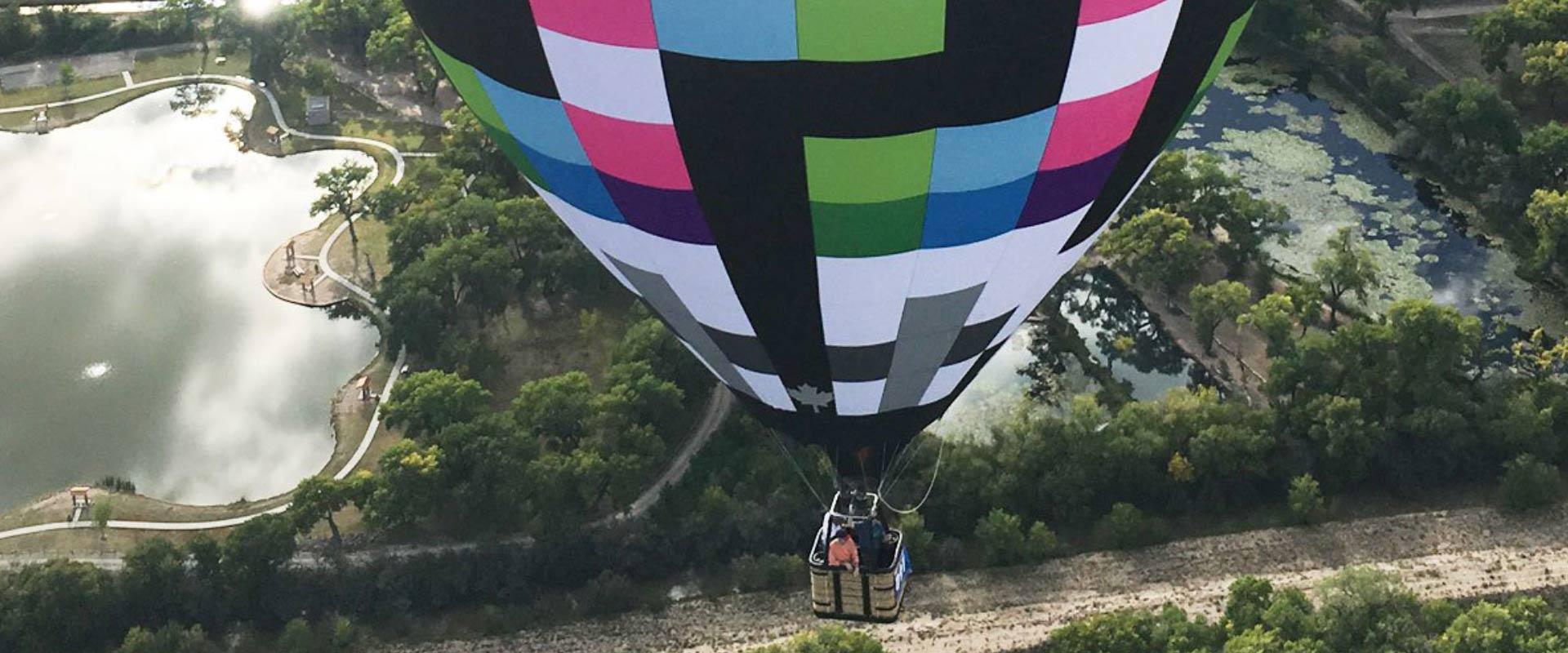 Enjoy Breathtaking Views with Balloon Rides