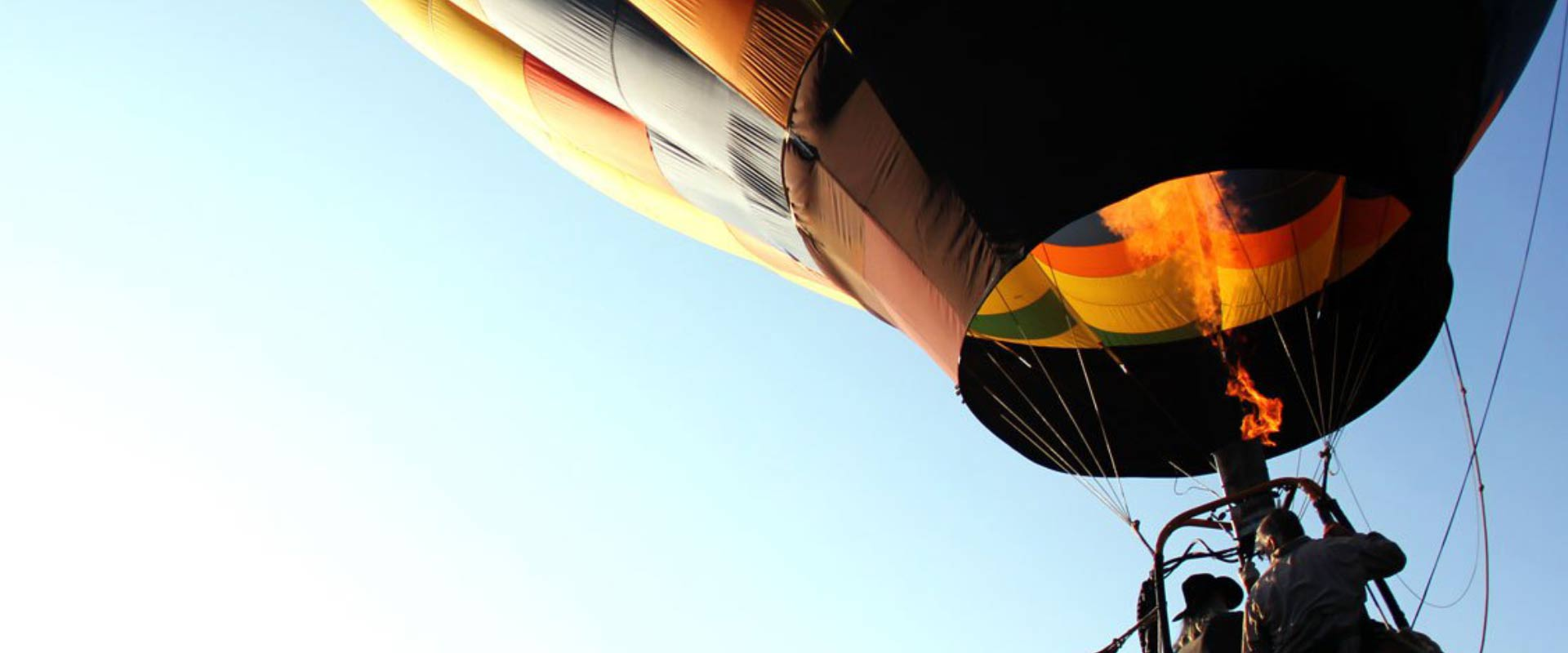 Hot Air Balloon Rides with Experienced Hot Air Balloon Pilots